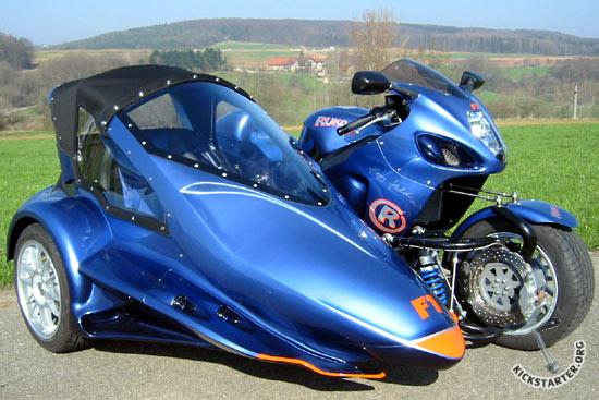Suzuki GSX-R1300 Hayabusa + F1 (closed) - --
