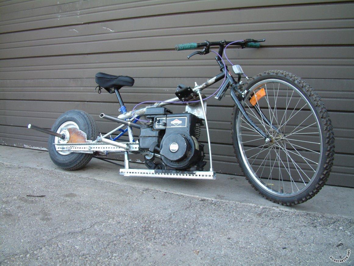 Re тюнинг мотоцикла урал днепр фото